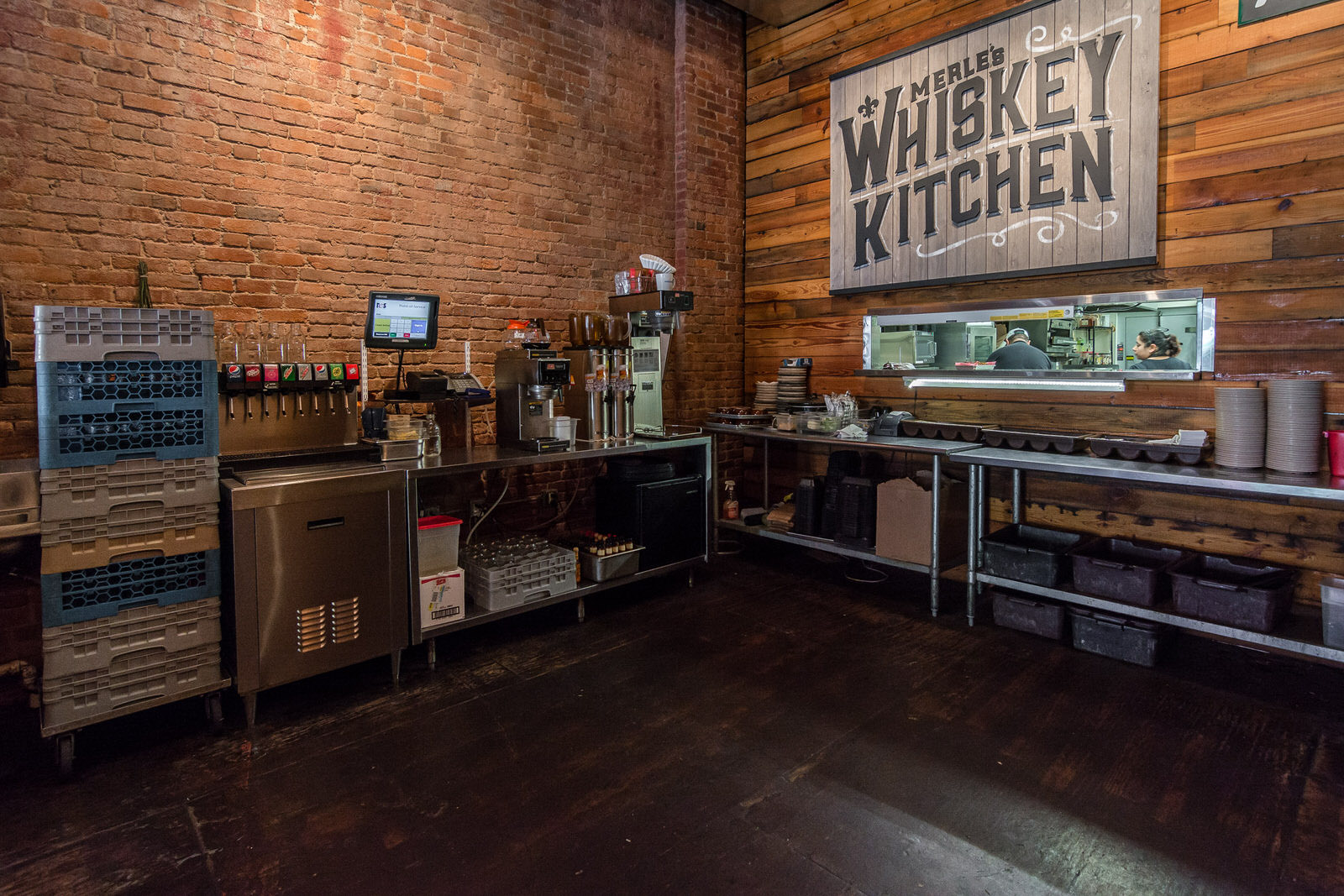 Merles whisky kitchen party building 94 manny merle for Kitchen remodeling louisville ky