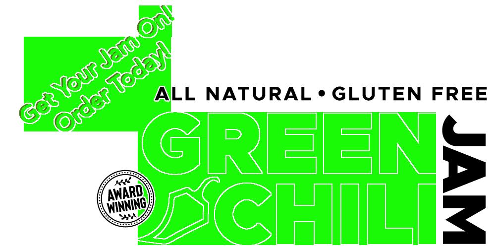 Green Chill Jam